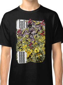 Star Platinum VS The World Colorful Classic T-Shirt
