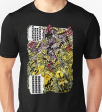 Star Platinum VS The World Colorful Unisex T-Shirt