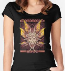 Hunting Club: Mizutsune Women's Fitted Scoop T-Shirt