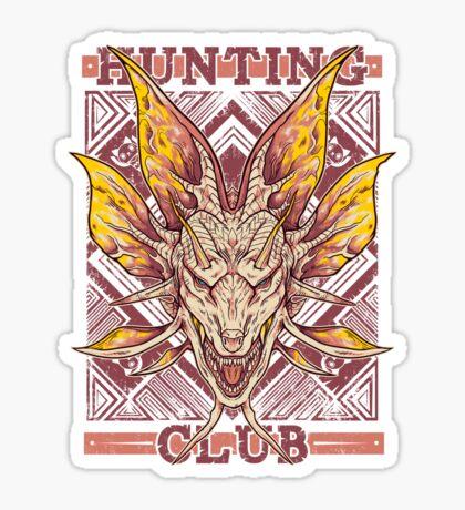 Hunting Club: Mizutsune Sticker