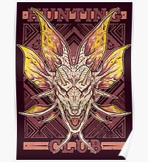 Hunting Club: Mizutsune Poster