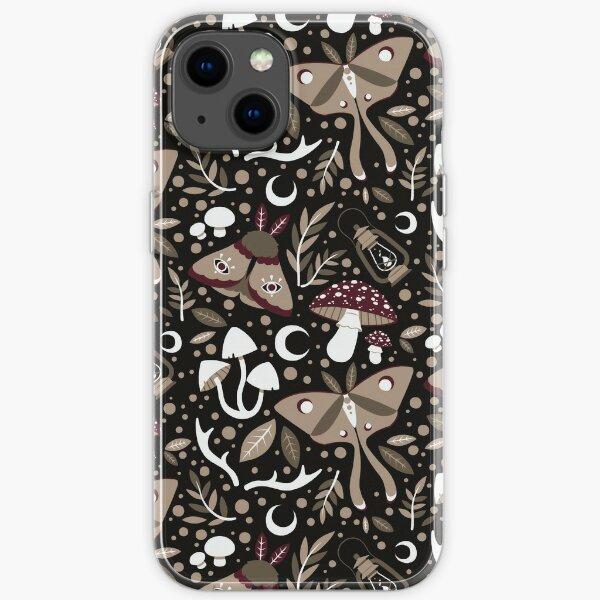 The Woods (Dark) iPhone Soft Case