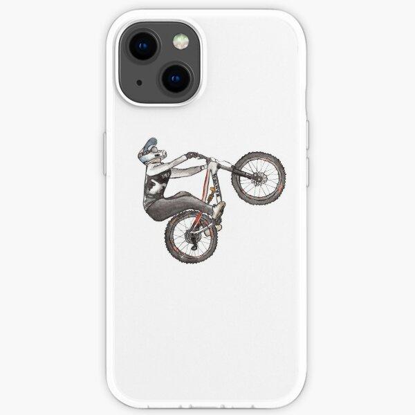 Fabio Wibmer Backflip iPhone Soft Case