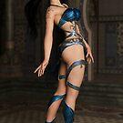 Blue Dancer by maraich