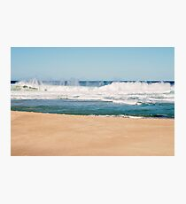 Bar Beach, NSW Australia Photographic Print