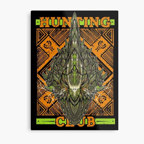 Hunting Club: Astalos Metal Print