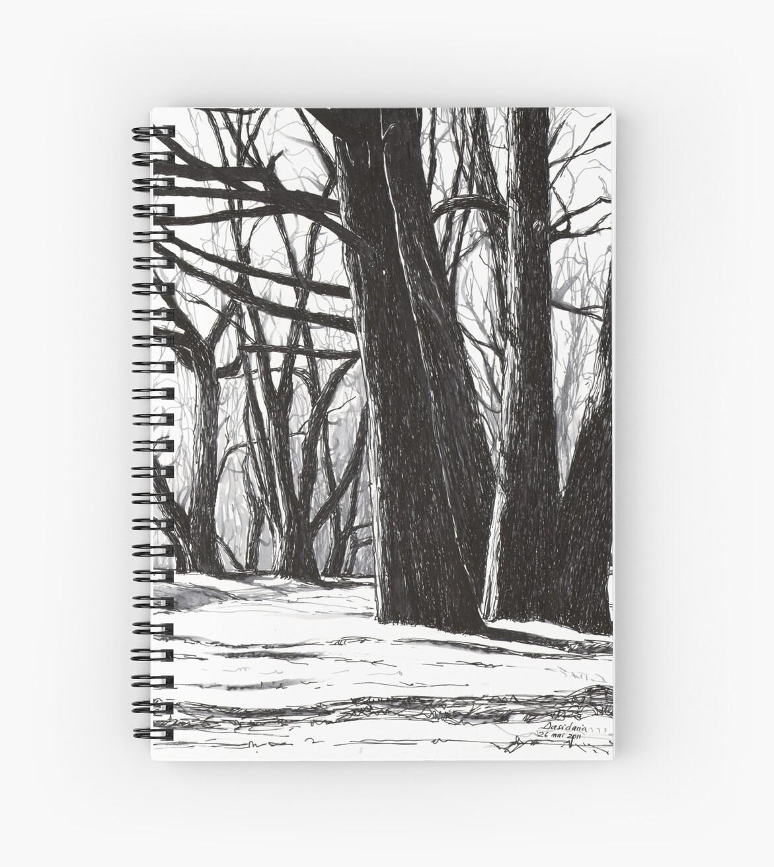 Tree bones by Dasidaria Hardcastle