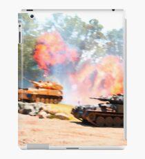 Tank battle iPad Case/Skin