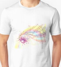 notes and chords T-Shirt