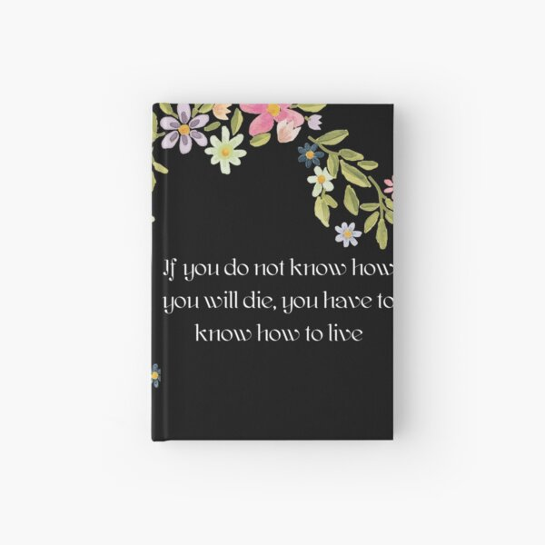 Make Your life Hardcover Journal