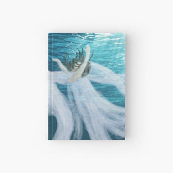 Ocean Girl Hardcover Journal