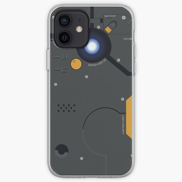 Metal Gear Solid iDroid iPhone Soft Case