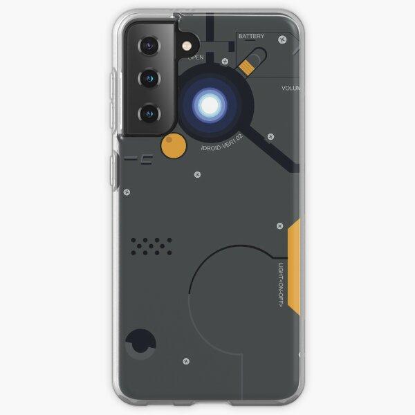 Metal Gear Solid iDroid Samsung Galaxy Soft Case