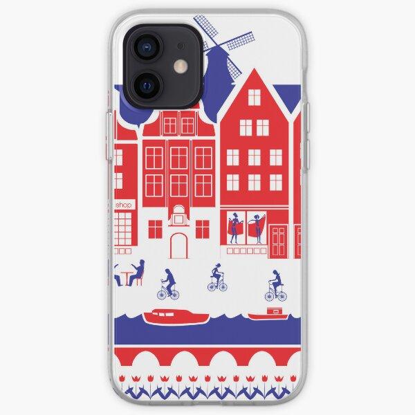 Amsterdam, Netherlands iPhone Soft Case