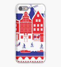 Amsterdam, Netherlands iPhone Case/Skin