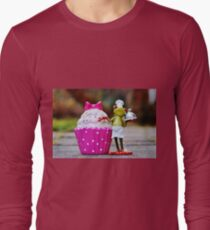 Frog the Chef and cook Long Sleeve T-Shirt