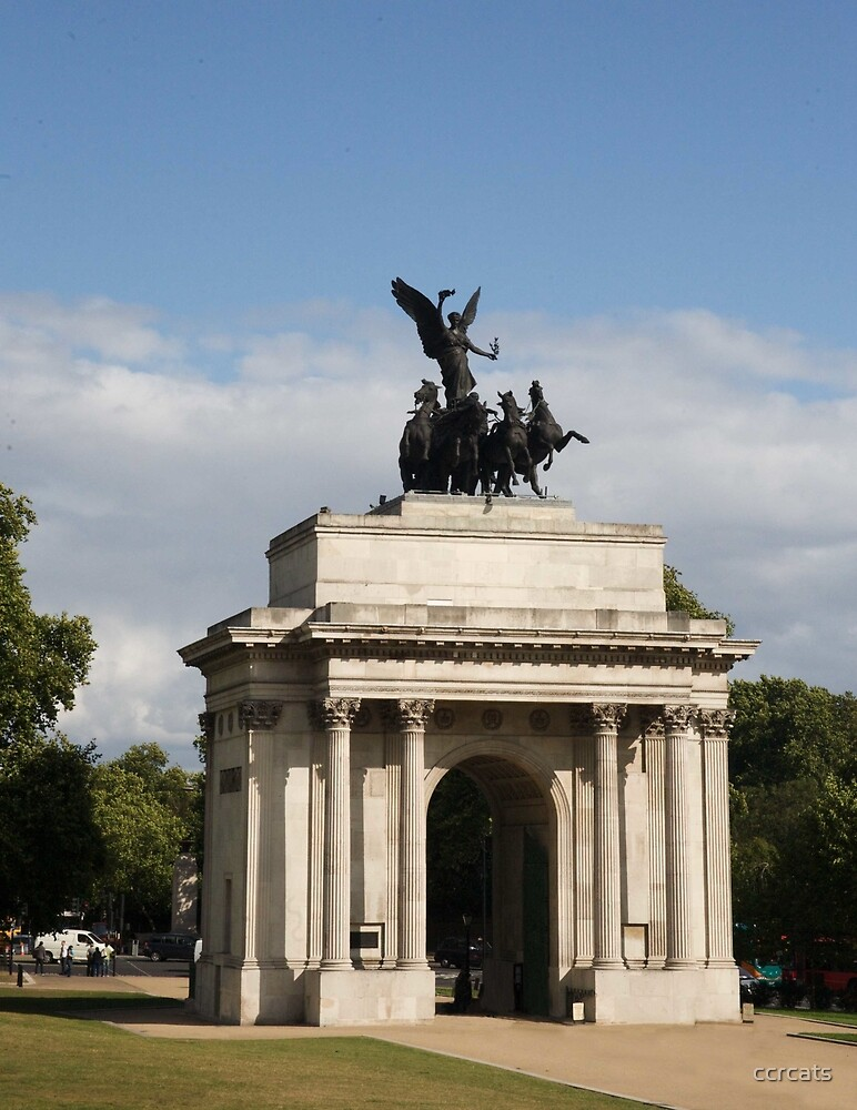 Wellington Arch by ccrcats