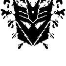 Deceptiblot (black) by MightyRain