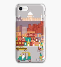 New Delhi, India iPhone Case/Skin