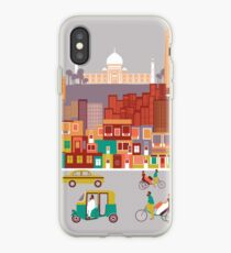 New Delhi, India iPhone-Hülle & Cover