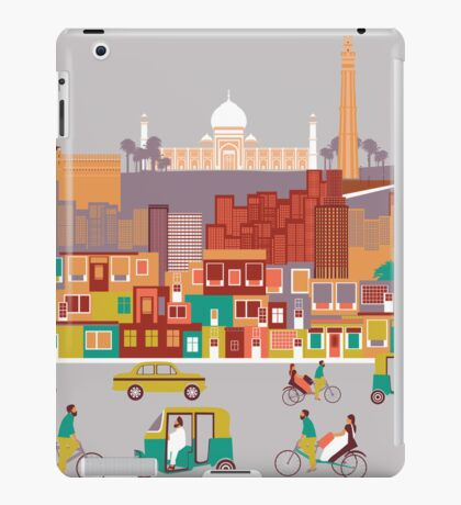 New Delhi, India iPad Case/Skin