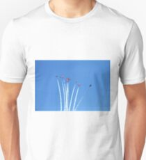 Canadian Forces Snowbirds Unisex T-Shirt