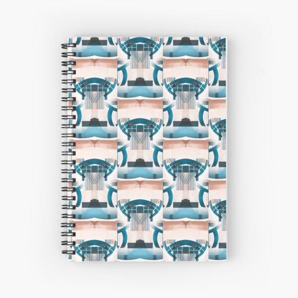 Analog  Spiral Notebook
