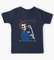 Rosie: We Can Do It! Kids Tee