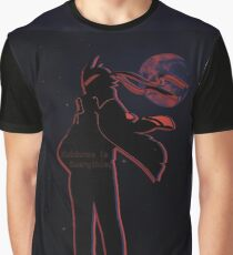 Apollo Justice - Evidence is Everything (Moon) Graphic T-Shirt
