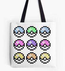 Pokemon Pastel Tote Bag