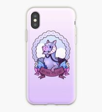 Hey There Hoth Stuff (Tauntaun) iPhone Case