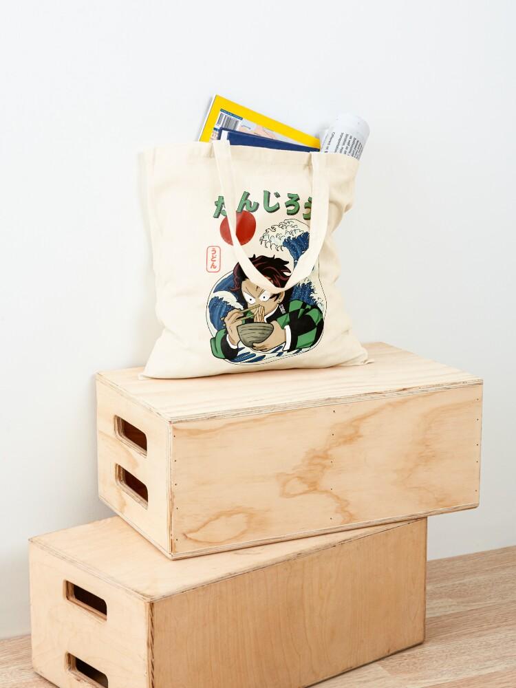 Alternate view of Demon Slayer Tote Bag