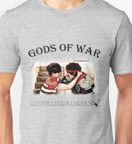 Gods of War - Hot Rod Unisex T-Shirt