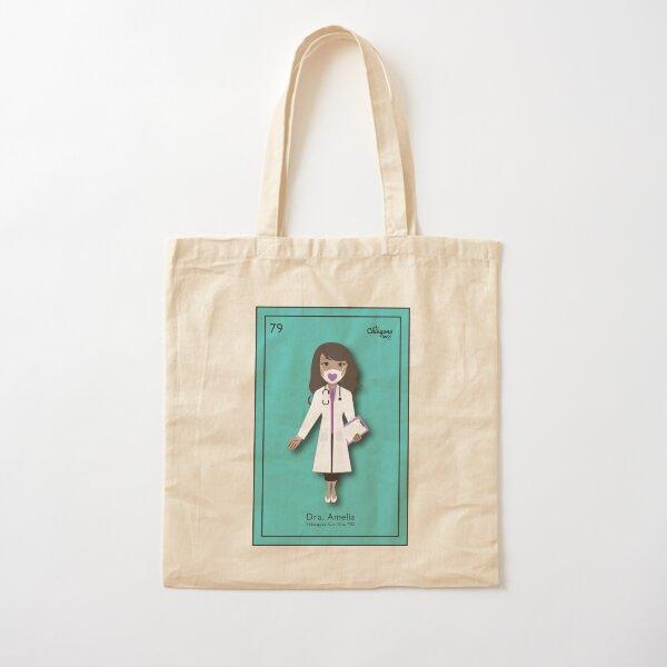 Amelia Cotton Tote Bag