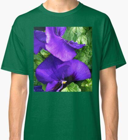 Friends Forever Through Sunshine and Rain Classic T-Shirt