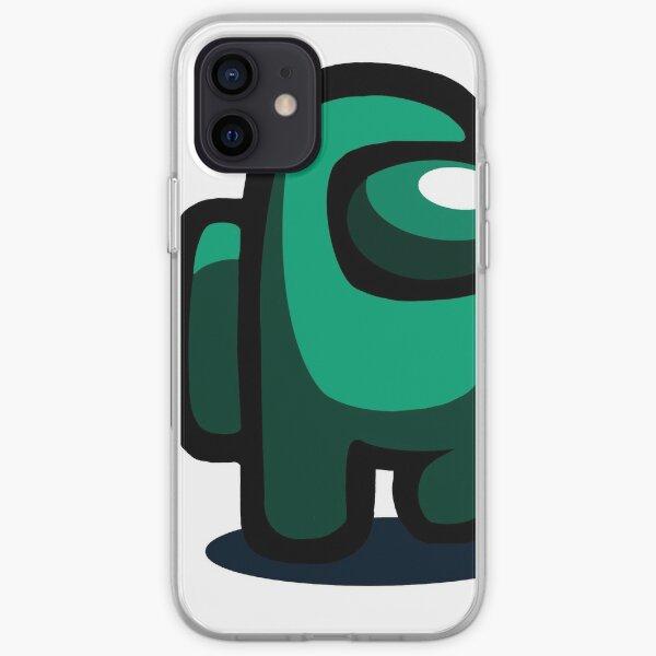 Muy verde Funda blanda para iPhone
