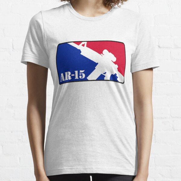 AR15 Red White and Blue Essential T-Shirt