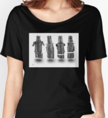 Kelly Gang Armour drawing Women's Relaxed Fit T-Shirt
