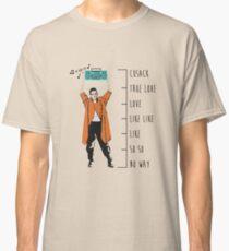 Ich zerreiße dich Classic T-Shirt