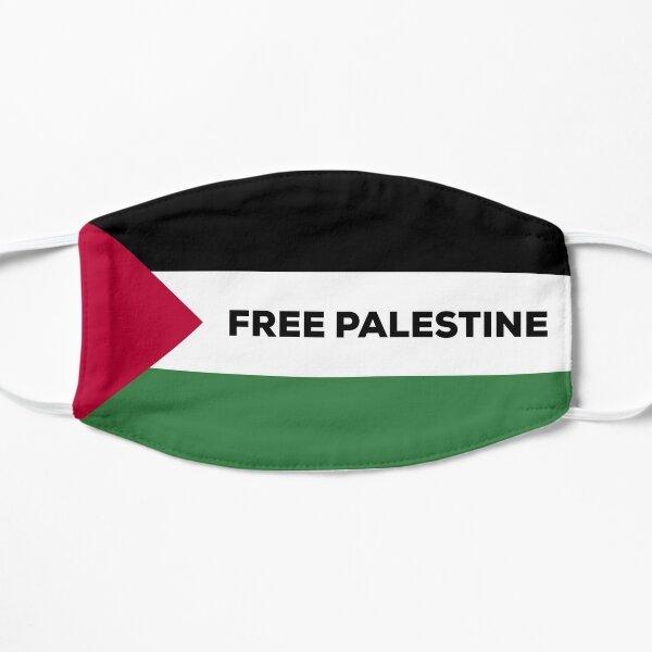 Palestine libre Masque sans plis
