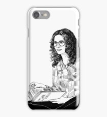 ... and one day Myka could read The War of the Worlds and smile iPhone Case/Skin