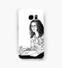 ... and one day Myka could read The War of the Worlds and smile Samsung Galaxy Case/Skin