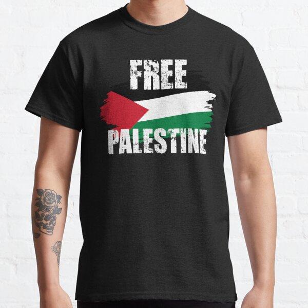 Palestine libre T-shirt classique