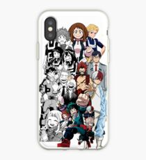 Boku No Hero Academia iPhone Case