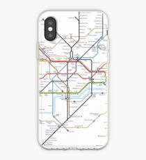 London subway 2016 iPhone Case