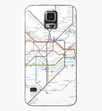 London subway 2016 Case/Skin for Samsung Galaxy