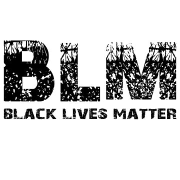 BLM Black Lives Matter by ratherkool