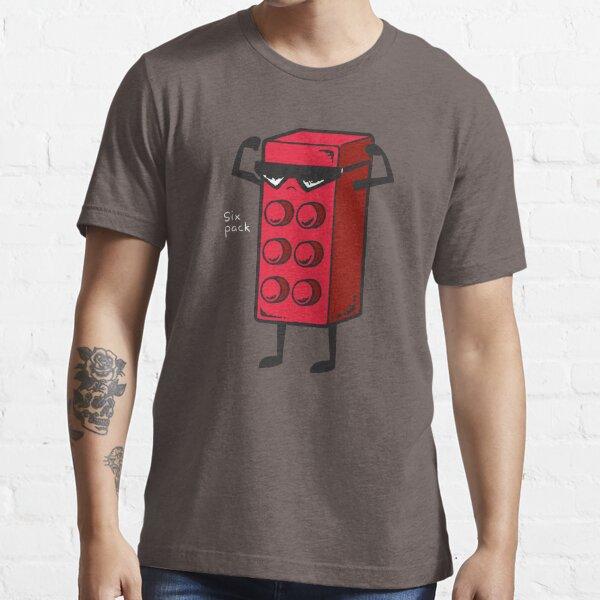 Six Pack Essential T-Shirt