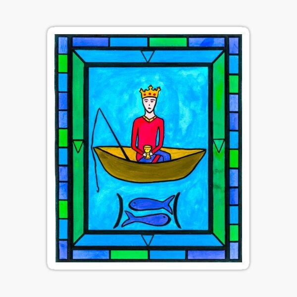 Grail Series - Pisces Sticker