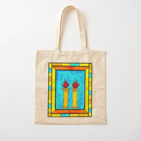 Grail Series - Gemini Cotton Tote Bag